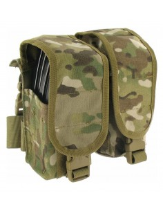 DROP LEG PISTOL HOLDER 2x3 MULTICAM