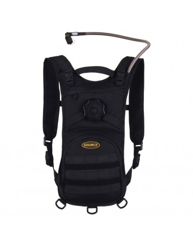 SOURCE HYDRATION CARGO PACK TRACKER 3L BLACK