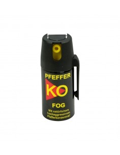 TEAR GAS SELF-DEFENSE PFEFFER-KO FOG 40ml