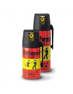 TEAR GAS SELF-DEFENSE DEFENOL-CS 40/50ml