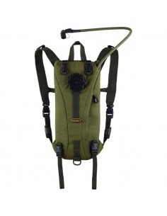 TACTICAL HYDRATION KIT H2O SYSTEM + MINI BACKPACK WXP 3 LITERS OLIVE