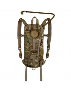 TACTICAL HYDRATION KIT H2O SYSTEM + MINI BACKPACK WXP 3L MULTICAM