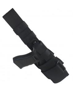 DROP LEG ADJUSTABLE PISTOL HOLSTER M3 BLACK