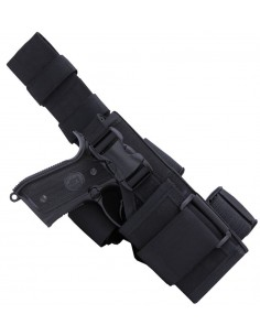 DROP LEG ADJUSTABLE PISTOL HOLSTER M4 BLACK