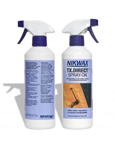 NIKWAX TX.DIRECT SPRAY-ON ZA DODAVANJE VODOODBOJNOSTI TKANINE 300ML