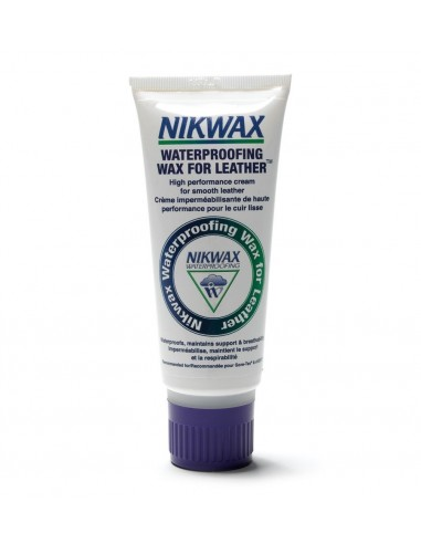 NIKWAX WATERPROOFING WAX FOR LEATHER 100ML
