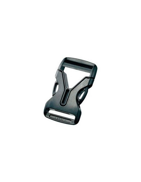 YKK BUCKLE LB 16LV 16 MM BLACK