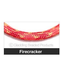 PARACORD ROPE 550 FIRECRACKER