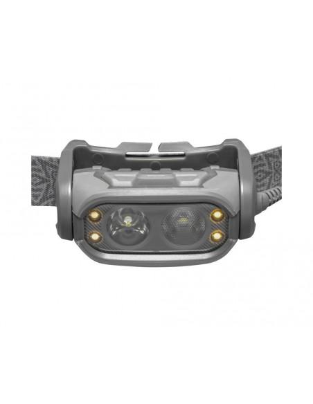 LAMP MACTRONIC BLACK EYE, 420 LM, RECHARGABLE, SET (ACCUMULATOR, 230V AND 12V CHARGER, CHARGING STATION