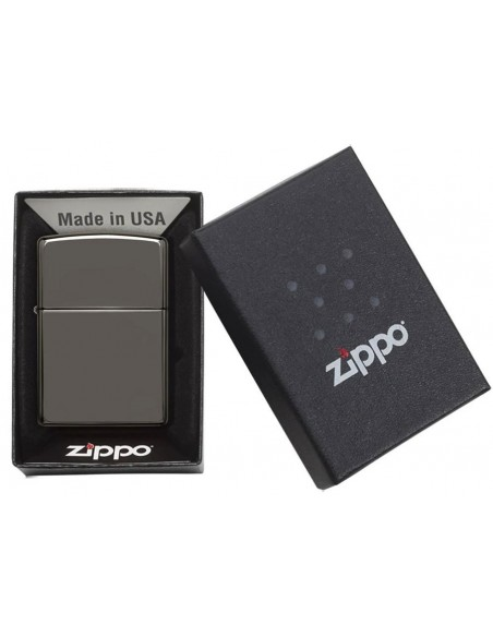 Zippo Upaljač Classic Black Ice