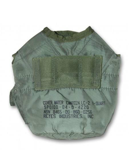 US Army Surplus Canteen Cover Olive