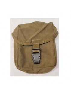 US Army Surplus USMC First Aid Kit Pouch Coyote