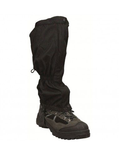 Highlander Gaiters Hiking Walking Black