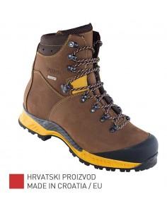 Fibo Hiking/Trekking Boots 1101 Stxg Brown