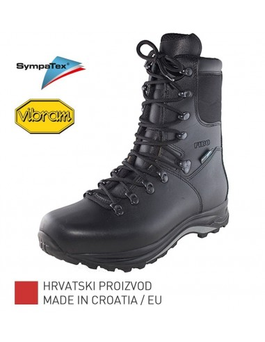 Fibo Waterproof Tactical Boots 3101 Stx Black