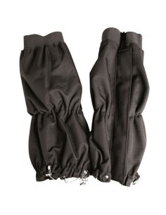 Sturm MilTec Steel Wire Fixing Gaiters Black