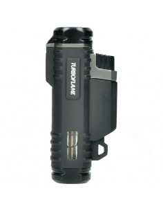 Turboflame Lighter Ranger Twinflame Black