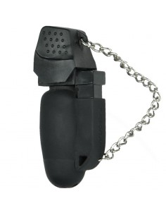 Turboflame Lighter Military Mini Torch Black