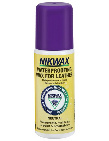 Nikwax Waterproofing Wax for Leather Neutral