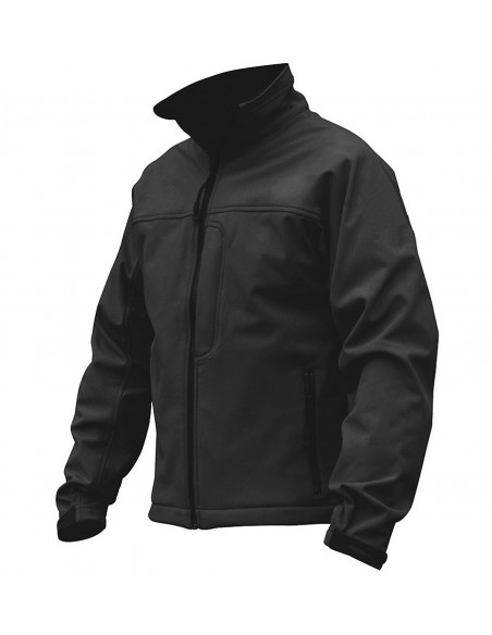 Highlander Odin Jacket Ab-Tex Softshell Black