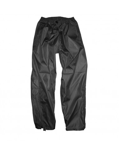 Highlander Tempest Ab-Tex Waterproof Trousers Black