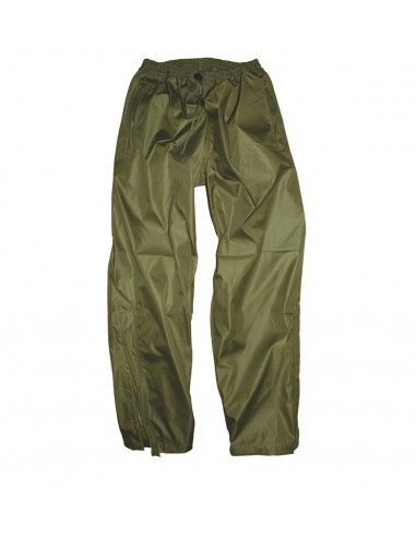 Highlander Tempest Ab-Tex Waterproof Trousers Olive