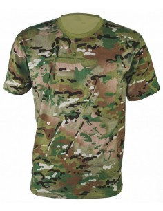 Highlander T-Shirt HMTC Multicam