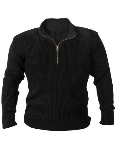 Sweater Commando Black