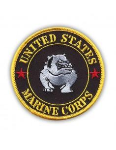 Prišivak Amblem USMC Bulldog
