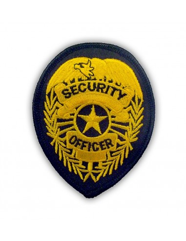 Patch Security Officer Gold