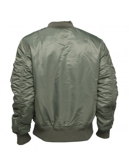 Sturm Teesar MA1 Flight Jacket Olive