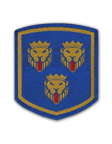 Patch Velcro Coat of Arms Dalmatia