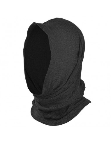 Highlander Thermal Headover with Thinsulate Lining Black