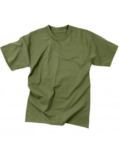 Highlander T-Shirt Olive