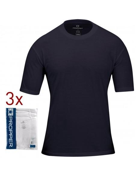 Propper Paket 3 T-Shirt Majice LAPD Navy