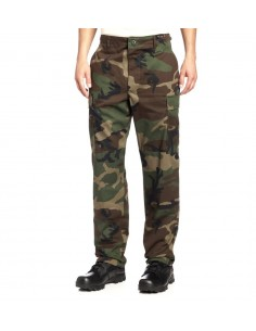 Propper BDU Pants 100% Cotton RipStop US Woodland