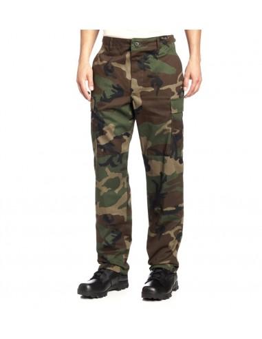 Propper BDU Pants 100% Cotton RipStop US Woodland
