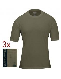 Propper Paket 3 T-Shirt Majice Olive
