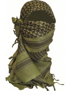 Sturm MilTec Shemagh Scarf Olive-Black