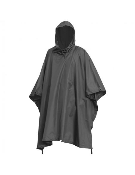 Sturm MilTec Waterproof Poncho RipStop Black
