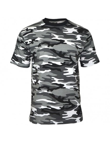 Sturm MilTec T-Shirt Urban Camo