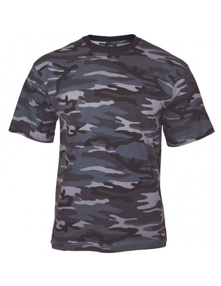 Sturm MilTec T-Shirt Dark Camo