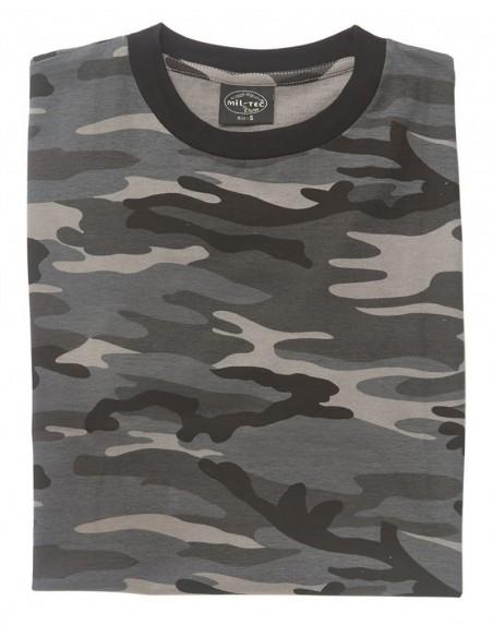 Sturm MilTec T-Shirt Majica Dark Camo