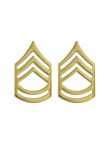 Insignia Sergeant First Class Gold