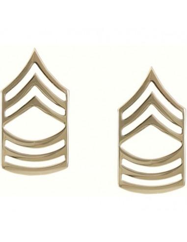 Insignia Master Sergeant Gold