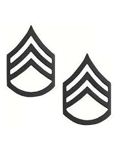 Oznaka Staff Sergeant Black