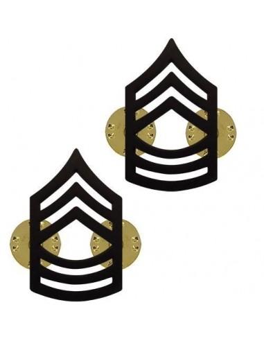 Oznaka Master Sergeant Black