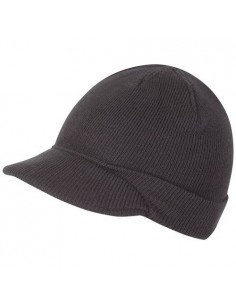 Sturm MilTec US Jeepcap 100% Wool Black