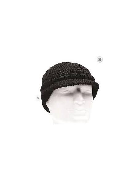 Sturm MilTec US Jeepcap 100% Wool Black
