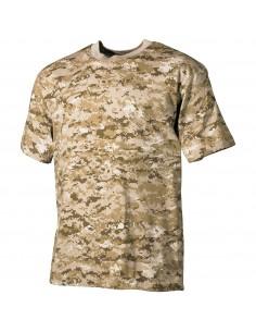 Sturm MilTec T-Shirt Digital Desert